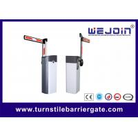 China Powder Coated Boom Folding Barrier Gate Vehicle Access Control Barriers on sale