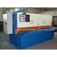 Full Automatic CNC Hydraulic Shearing Machine Guillotine Metal Cutter