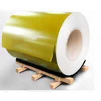 Quality O-H112 Temper Prepainted Color Coated Aluminium Coil For Composite Panel wholesale
