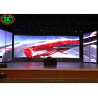 China Multi Functional Led Screen Stage Backdrop Video Audio P3.91 3840hz Refresh Rate on sale