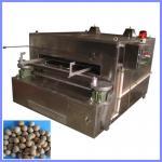 Quality flour coated peanut roaster, wasabi covered peanut oven wholesale