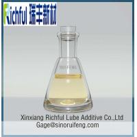 Quality ZDDP Zinc Dioctyl Primary Alkyl Dithiophosphate Richful Lubricant Additives/Motor Oil Additives/Lubrication Oil Additive wholesale