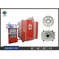 Quality Unicomp Real Time X Ray Equipment 160KV Cabinet For Automotive Parts wholesale