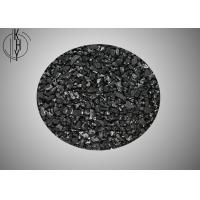 Quality Alcohol Purification Coconut Shell Activated Carbon Customized Size 9 - 10 PH wholesale