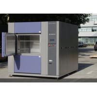 Buy cheap Reliability Destruction Testing  3 Zone Hot  Cold Temperature Thermal Shock Test Chamber from wholesalers