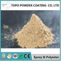 China Pigment UV Protection Powder Coating , RAL 1003 Anti Corrosion Coating For Steel on sale