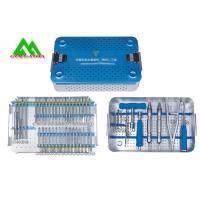 Quality Non Toxic II Type Medical Instrument Kit For Internal Fixation And Removal wholesale