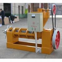 China Edible oil press, used for oil seeds, such as rapeseeds, peanut and soybean on sale