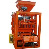 Buy cheap QT4-24 small block machine,brick machine,concrete block machine from wholesalers