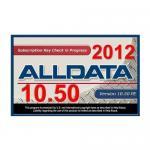 Quality Latest Alldata Version 10.50 Automotive Diagnostic Software wholesale