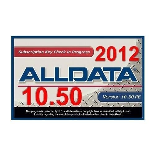 Cheap Latest Alldata Version 10.50 Automotive Diagnostic Software for sale