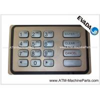Waterproof ATM Metal Keyboard , Hyosung ATM Tranax MB1500 PCI Keypad 7920000238
