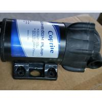 China 70PSI Work Pressure Quick Connect Water Fittings 24v Dc Ro Booster Pump CE on sale