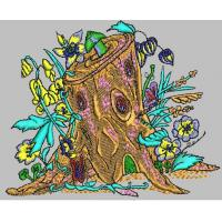 Quality NEW Design more colors for clothing Embroidery Digitizing Logo on Polyester / Spandex wholesale