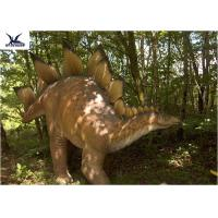 Quality Robotic Sightseeing Realistic Dinosaur Models , Life Size Dinosaur Models  wholesale