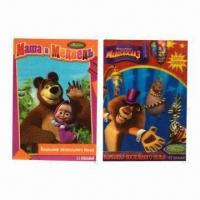 Quality 3-D Lenticular Posters, Wonderful Designs, More Fresh and Clear Colors wholesale