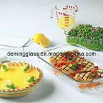 Quality Glass Baking Plate, Glassware, Glass Bakeware (DSCN3461) wholesale