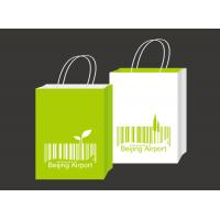 Quality Environmentally Friendly Printed Non - woven  Custom Reusable Shopping Bag with lamination wholesale