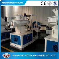 China wood pellet line biomass wood pellet making machine with CE approved on sale