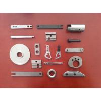 China Sulzer Spare Part Textile Machinery Spare Parts With Zinc Plating , Anodization on sale