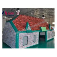 Quality Eco Friendly Custom Made Inflatable Event Tent / Inflatable Party Pub Tentfor wholesale