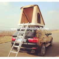Quality New Side Open Hard Sided Roof Top Tent, ABS Lid Triangle Roof Top Tent wholesale
