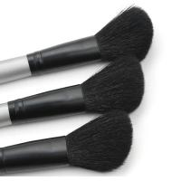 Goat Hair Makeup Brush Gray Handle Color 36 g Weight 15 cm Total Length