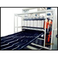 Quality PE recycle tile machine/PP recycle tile extrusion line/plastic recycle tile machine/lowest price wholesale