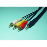 Quality Car Audio RCA Cable HKRC039CP wholesale