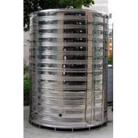 Quality Industry Double Stainless Steel Insulated Water Tank Chiller Accessories For Public Water Supply System wholesale