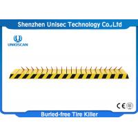Quality Manual Iron Speed Hump Driveway Tire Spikes 370mm Tyre Killer IP67 Waterproof wholesale