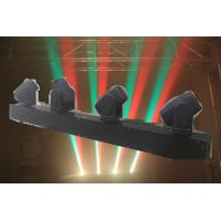 Quality RGBW horizontal / vertical rotation Moving Head Led Beam stage show Light , 50Hz / 60Hz wholesale