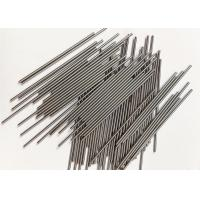 Quality Dia3.175mm Tungsten Carbide Drill Blanks / Carbide Round Bar For Mico Drill wholesale