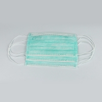 Quality Disposable Earloop 3 Ply Face Mask For Personal Heath Care wholesale