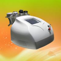 Quality 4 in 1 best ultrasound cavitation machine price ABS material matte white wholesale