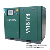 China 22kw 13bar Industrial Electric Rotary Screw Air Compressor 30 Hp Screw Compressor on sale