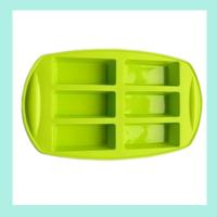 Cheap square silicone baking cup molds ,round silicone cupcake making for sale