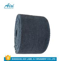 Quality Cotton Webbing Straps Fabric Casual Belt 100% Woven Printing Tape wholesale