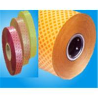 China DIAMOND DOTTED INSULATION PAPER Diamond Dot Pattern DDP Varnished paper press Crepe paper Power cabl on sale