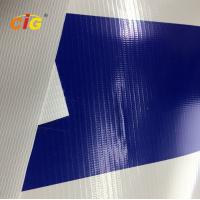 Buy cheap 500GSM PVC FLEX TARPAULIN WITH GLASS FIBER FOR TRUCK AND TENT USAGE from wholesalers