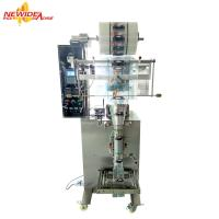 Quality Automatic Vertical Peanut Butter / Sesame Paste Packing Machine CE Approved wholesale
