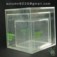 Quality BO (51) acrylic ballot case wholesale