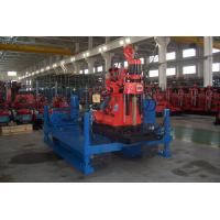 Cheap GXYL-1 Exploration Drilling Rig , Crawler Drilling Machine For Engineering for sale