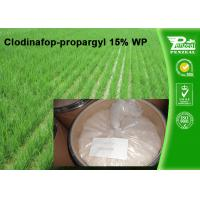 Quality Clodinafop-Propargyl 15% WP Selective Herbicide Control Of Perennial Grasses wholesale