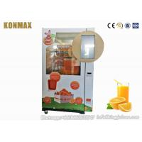 Quality Orange Fruit Juice Vending Machine APP In Android Phone For Remote Control wholesale