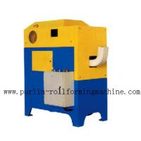 Quality Electric Mobile Elbow Machine / Hydraulic Rainspout Forming Machine wholesale