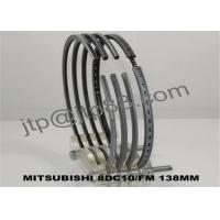 China 6 Cylinder Diesel Engine Piston Rings 8DC9 8DC8 8DC10 For MITSUBISHI OEM ME090582 ME997039 on sale