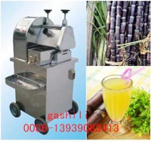 China good quality electric type Sugarcane Juicer ,Sugarcane Juicing Machine,Sugarcane Juice Extractor on sale