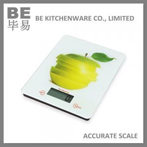 China 2014 Unique Design Household Digital Kitchen Scale 5kg/1g on sale