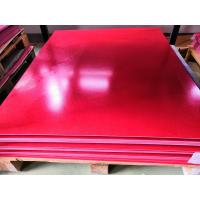 Quality Durable Switch Cabinet GPO3 Fiberglass Sheet With Excellent Arc Resistance wholesale